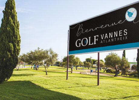 Golf Vannes Atlantheix