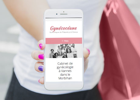 Gynécocéane