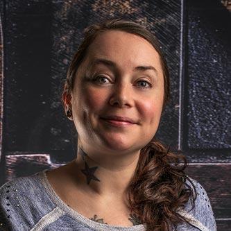 Aurélia Zémé - graphiste