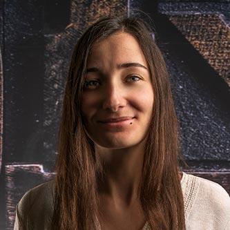 Lucie Bleno - graphiste